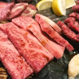 和牛オリンピック日本一 鹿児島黒牛は焼きしゃぶで食して