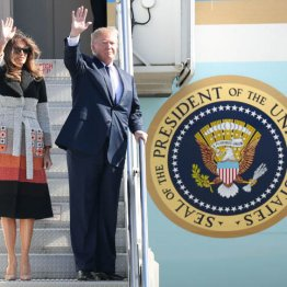 対米外交で安倍は100%米国とともに 石破は言うことは言う