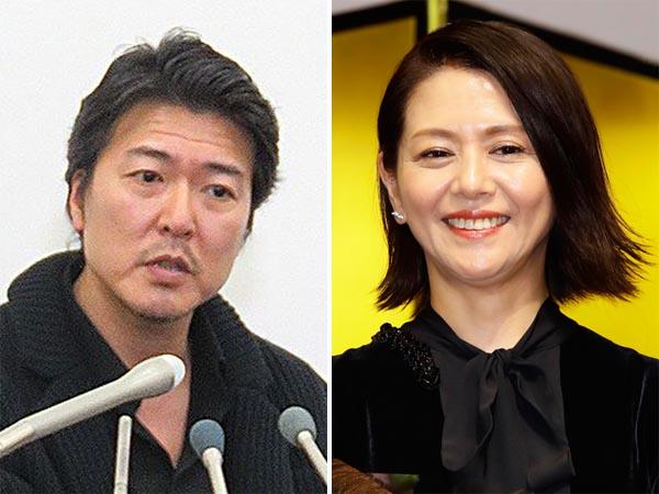 小泉今日子(右)と豊原功補(C)日刊ゲンダイ