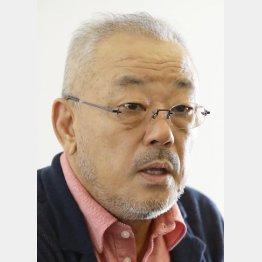 井筒和幸監督(C)日刊ゲンダイ