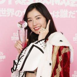 メンバーに亀裂?SKE48松井珠理奈「Mステ」で復帰の舞台裏