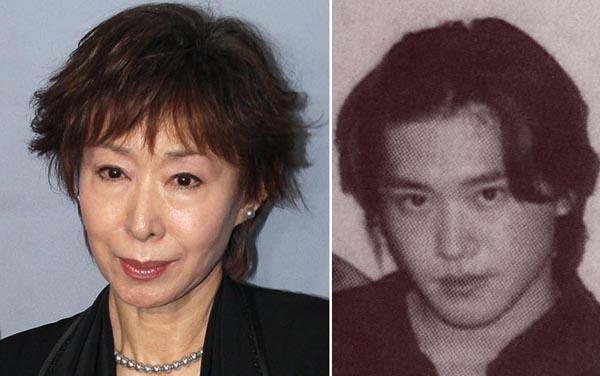 三田佳子(左)と高橋祐也容疑者(C)日刊ゲンダイ