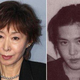 三田佳子(左)と高橋祐也容疑者