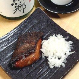 合う酒=焼酎、日本酒