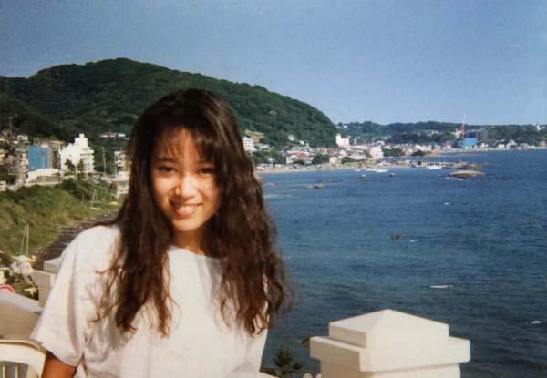 20歳の頃(提供写真)