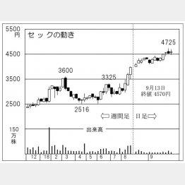 セック(C)日刊ゲンダイ