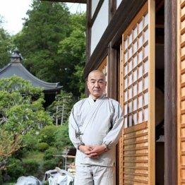 玄侑宗久さん<5>「宗教か小説家どっちを取るかで悩み…」
