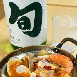 合う酒=日本酒、焼酎、ビール
