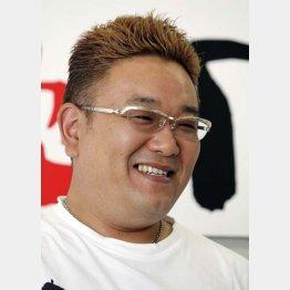 サンドウィッチマンの伊達みきお(C)日刊ゲンダイ