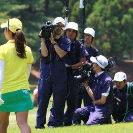 降って湧いた放映権問題で…LPGAと大会主催者の対立が激化