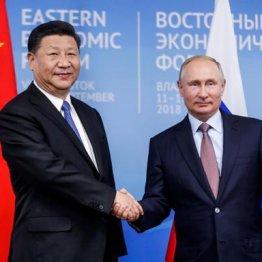 ロシアをその気にさせた 習近平国家主席の極東開発プラン