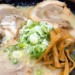 チャーシュー麺1000円