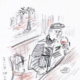 初めての「朝の酒」は20代の終わりにパリのキャフェーで