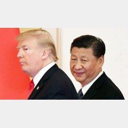 中国は反転攻勢に出るのか(C)共同通信社