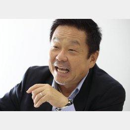 師岡正雄さん(C)日刊ゲンダイ