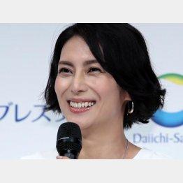 柴咲コウ(C)日刊ゲンダイ