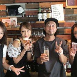 「ワイマーレ」(東京・麻布十番)は昼間から美女と飲める