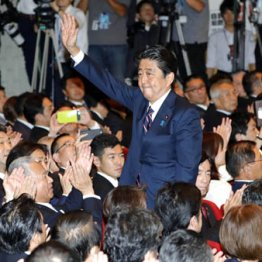 明々白々…アベシンゾー氏の夢は「大日本帝国をもう一度」