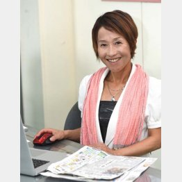 2015年の熊本県議選でトップ当選(C)日刊ゲンダイ