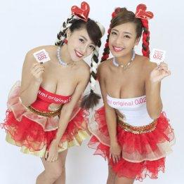 森咲智美さん(左)と橋本梨菜さん
