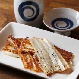 【焼きチータラ】香ばしい匂いが胃袋直撃 王道の焼きチーズ