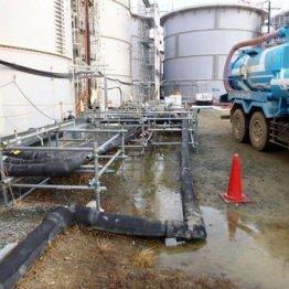過去には汚染水タンク漏れも…