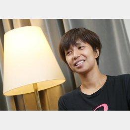 中西悠子さん(C)日刊ゲンダイ