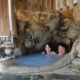 和歌山県・湯の峰温泉 世界遺産の湯で神秘入浴