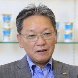 小岩井乳業・村松道男社長<1>キリン入社後にシェアダウン