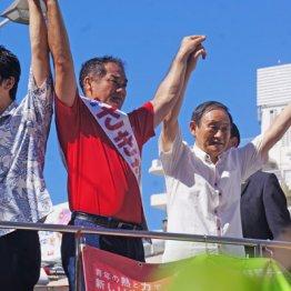 """沖縄県知事選""""大敗の戦犯"""" 菅長官留任に党内から不満噴出"""