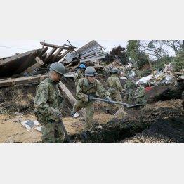 災害大国なのに(北海道地震)/(C)共同通信社