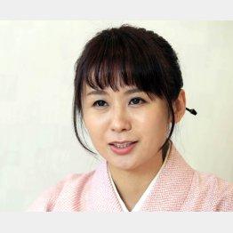 堀口茉純氏(C)日刊ゲンダイ
