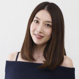 青学卒グラドルとして注目された小林恵美