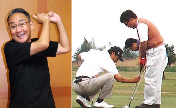 ゴルフ 二 木