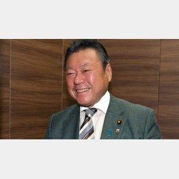 桜田義孝新大臣(C)日刊ゲンダイ