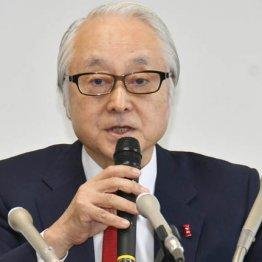 日本郵政の長門社長
