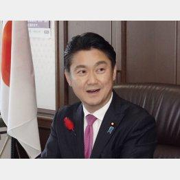 山下貴司法相(C)共同通信社