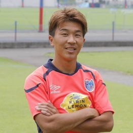 首位猛追のFC東京 FW永井謙佑さんは豚キムチで疲労回復