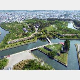 北海道を周遊してみては?(函館・五稜郭)(提供写真)