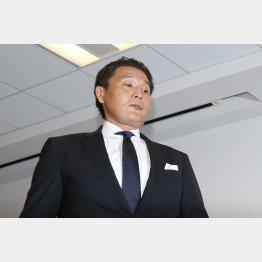 貴乃花(C)日刊ゲンダイ