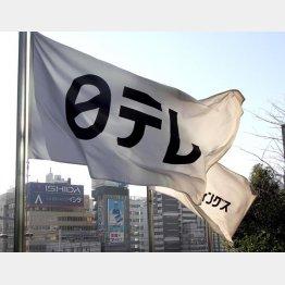 日本テレビ(C)日刊ゲンダイ