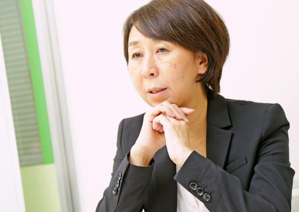 渡辺由美子さん(C)日刊ゲンダイ