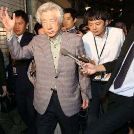 赤坂の料亭で会合を開いた小泉純一郎元首相