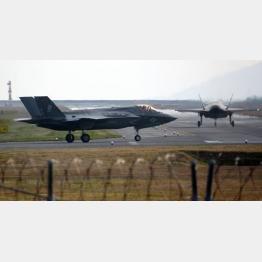 ステルス戦闘機「F35」/(C)共同通信社