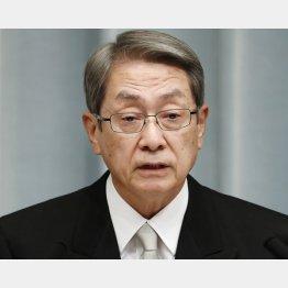 石田真敏総務相(C)日刊ゲンダイ