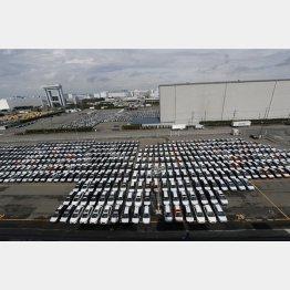 東扇島物流センターは5万平方メートル!(提供)スバル