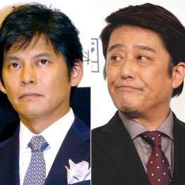 織田裕二vs坂上忍に遺恨勃発…共演NGに至るまでの「因縁」