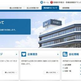 TAKERUと西京銀行<下>不正発覚で蜜月関係は終わるのか
