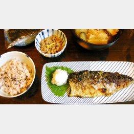 魚を食べない人はリスク2倍(C)日刊ゲンダイ