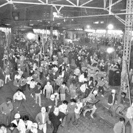 18歳の頃…暗夜の歌舞伎町でみた「国際反戦デー」のデモ